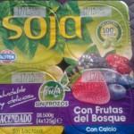 yogur de soja hacendado